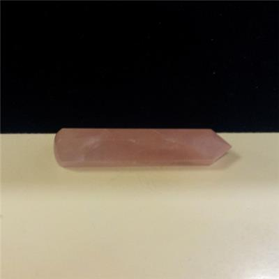 Pointe de massage quartz rose PM